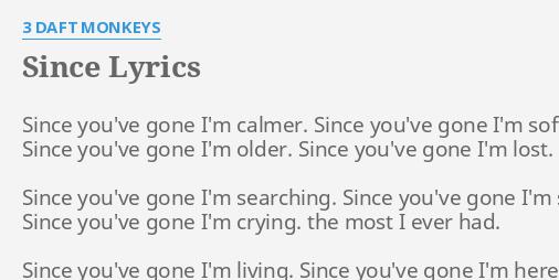 I m searching for you lyrics