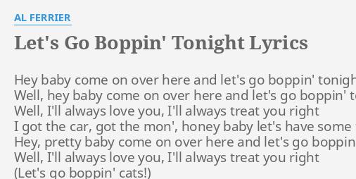 赤ちゃんは今夜上に来る歌詞