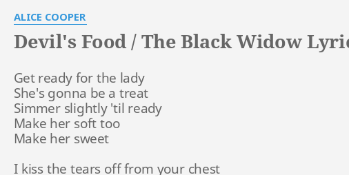 alice cooper loves a loaded gun lyrics