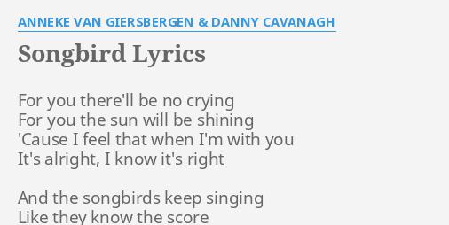 A Natural Disaster Lyrics