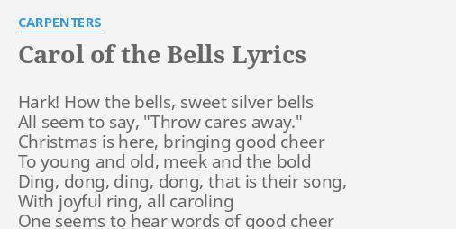 Christmas is here song lyrics