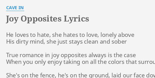 Hate You Love You Lyrics Clean — TTCT