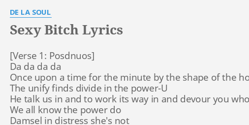 young-lyrics-for-sexy-bitch