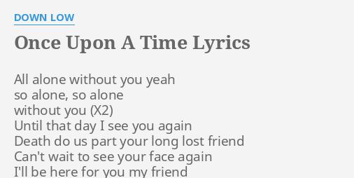 lyrics friend Long lost