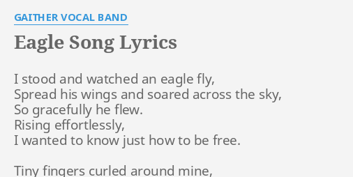 the eagle songs free
