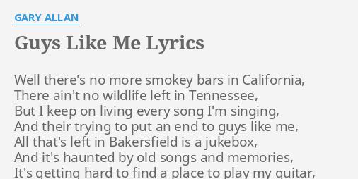 songs guys like