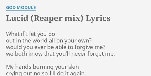LUCID (REAPER MIX)