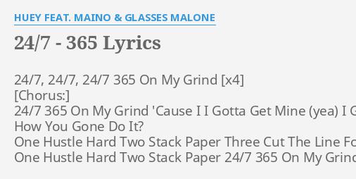 365 lyrics