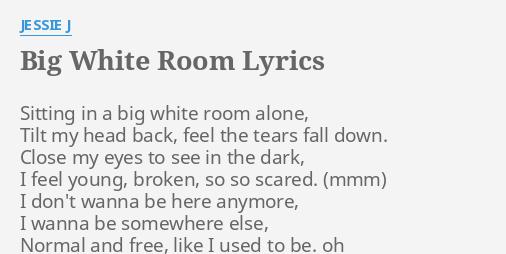 BIG WHITE ROOM\