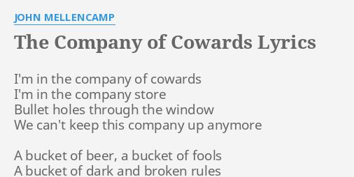Cowards Break Up Over Text