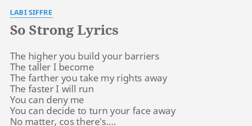 labi siffre watch me lyrics