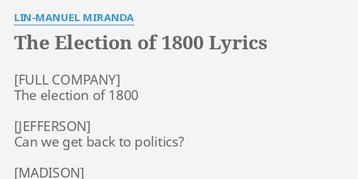 1800 lyrics