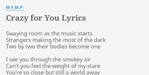 For you lyrics