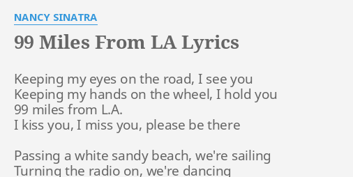 L miss you lyrics
