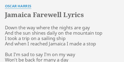 Lyrics to gay fish — 10