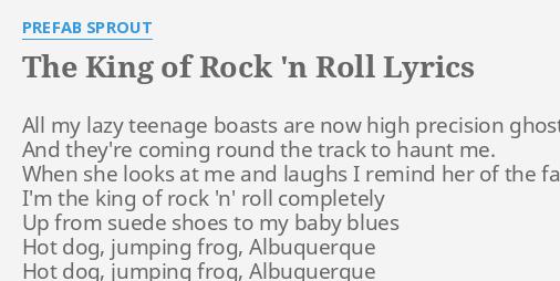 Albuquerque Lyrics Hot Dog