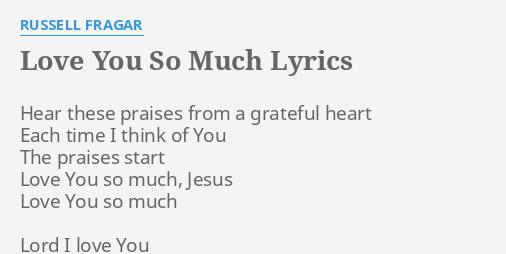 love on you lyrics
