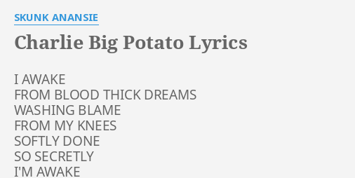 little-potato-lyrics