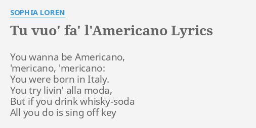 Italy po russki lyrics