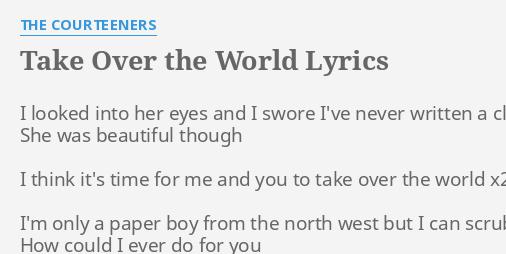 歌詞 take over
