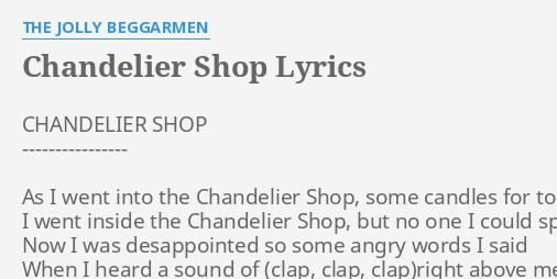 CHANDELIER SHOP\