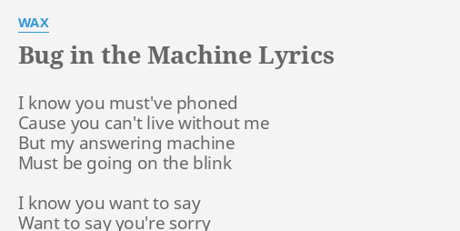 you say you can t live without me lyrics