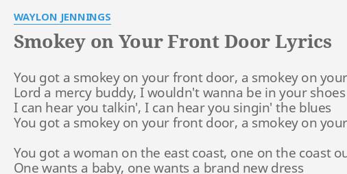 Fascinating At The Front Door Lyrics Images - Exterior ideas 3D ...